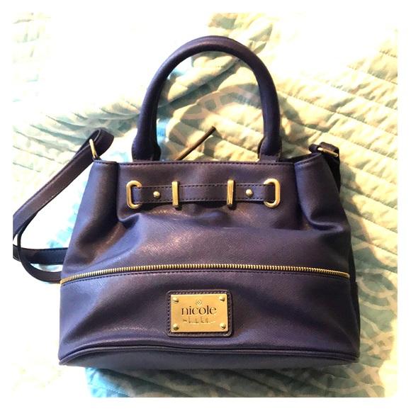 Nicole by Nicole Miller Handbags - Nicole Miller Satchel 🌺🌺🌺